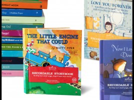recordable story books